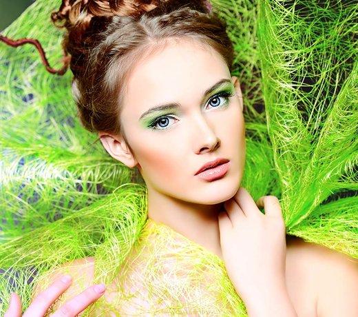 Natuurlijke en biologische make-up