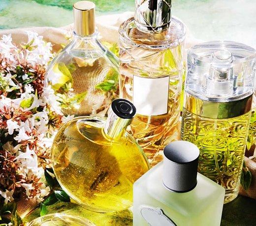 Natuurlijk parfum voor vrouwen