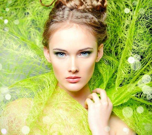 Natuurlijke gezichtsscrub
