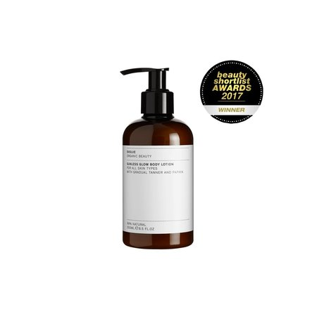 Evolve Beauty Sunless Glow Body Lotion