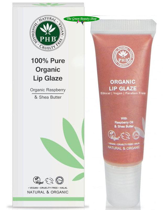 PHB Ethical Beauty Vloeibare Lippenbalsem Petal