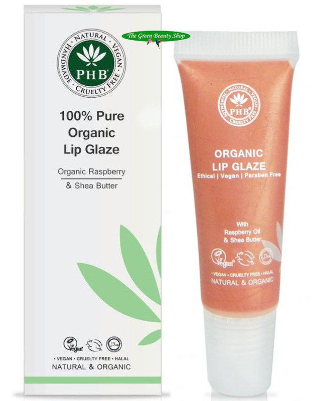 PHB Ethical Beauty Vloeibare Lippenbalsem Peach