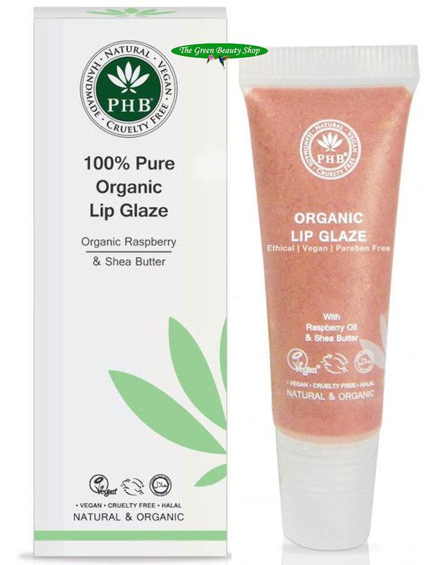 PHB Ethical Beauty Vloeibare Lippenbalsem Blossom