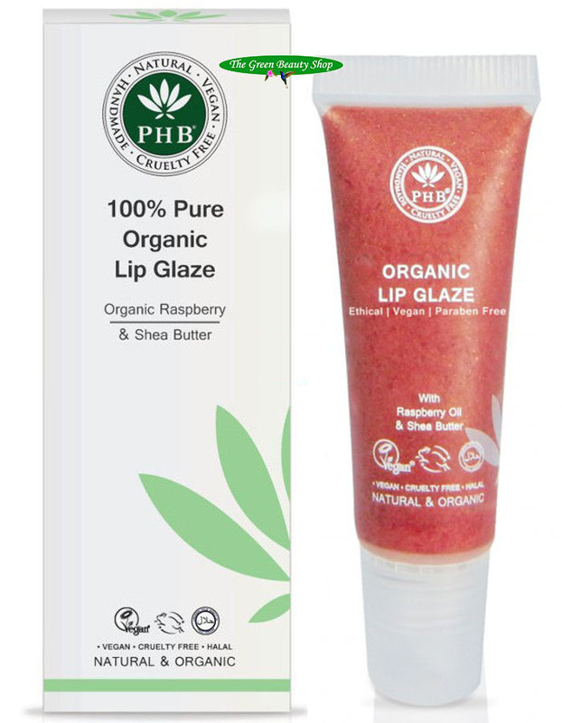 PHB Ethical Beauty Vloeibare Lippenbalsem Cranberry