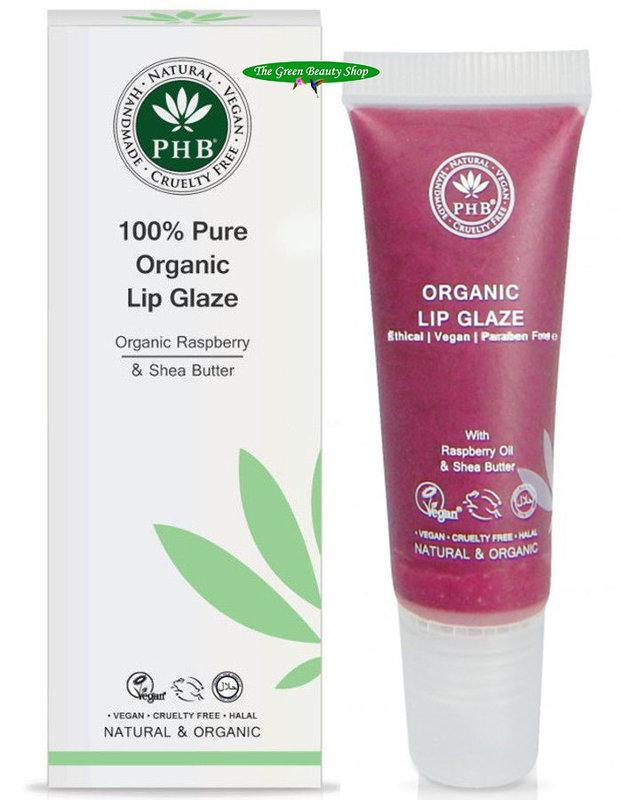 PHB Ethical Beauty Vloeibare Lippenbalsem Mulberry