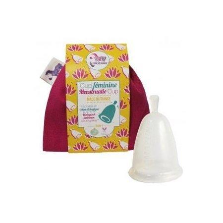 Lamazuna Menstruatie Cup In Opbergzakje Maat 1