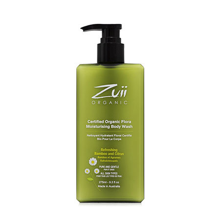 Zuii Organic Flora Moisturising Body Wash
