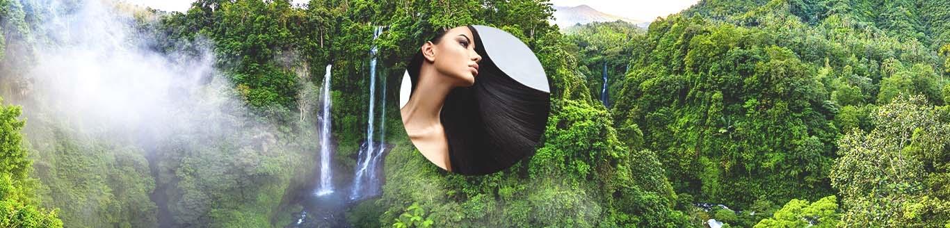 Natuurlijke haaroliën
