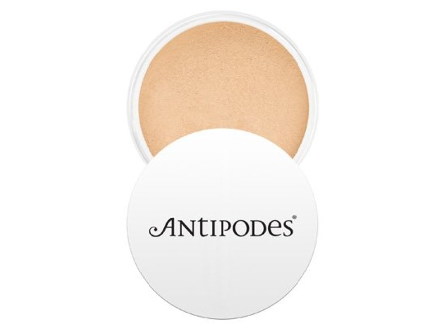 Mineral Foundation Light Yellow