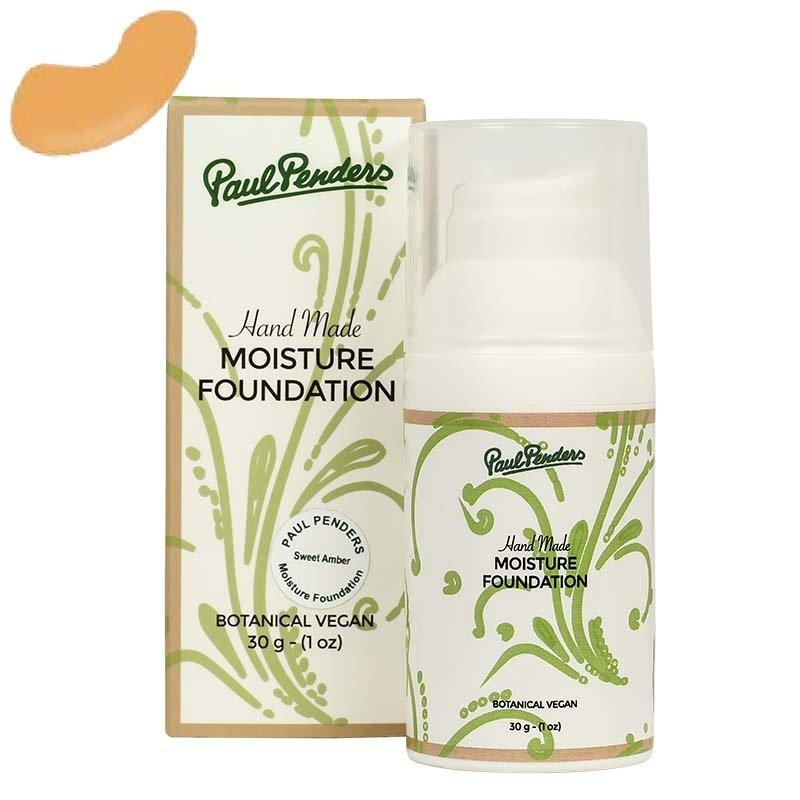 Paul Penders natuurlijke vloeibare foundation Wood Brown