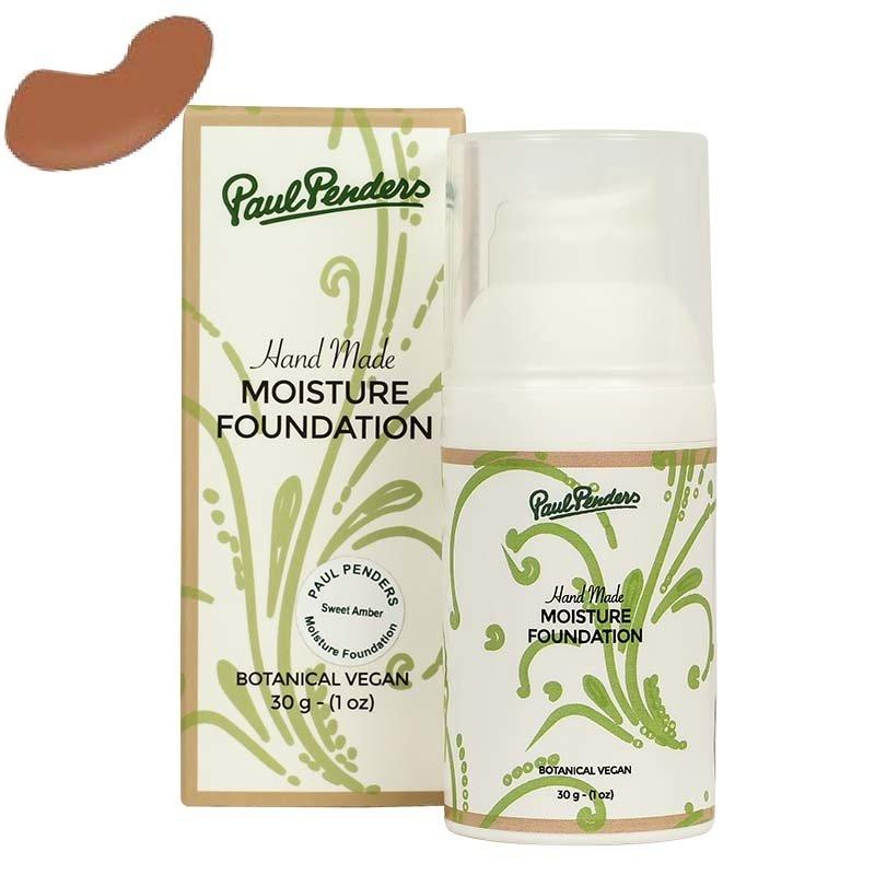 Paul Penders natuurlijke vloeibare foundation Chocolat Brown
