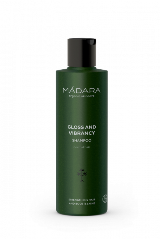 Mádara Glans & Veerkracht Shampoo