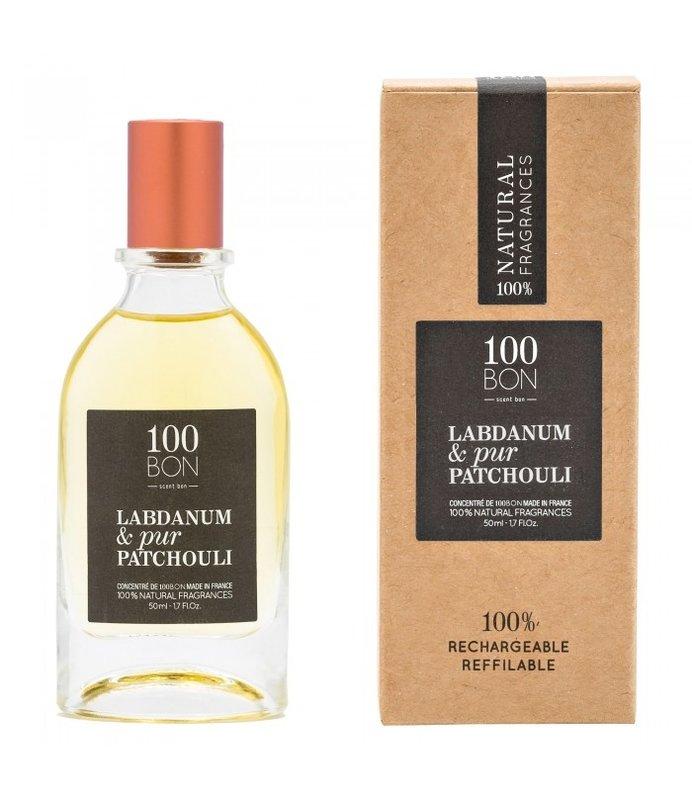 100 Bon Labdanum & Pur Patchouli EdP