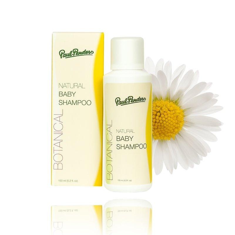 Paul Penders Natuurlijke Baby Shampoo