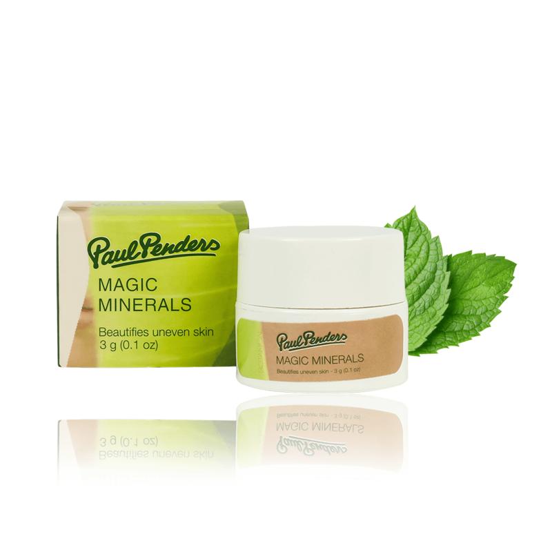 Paul Penders Natuurlijke zuiverende huidbehandeling