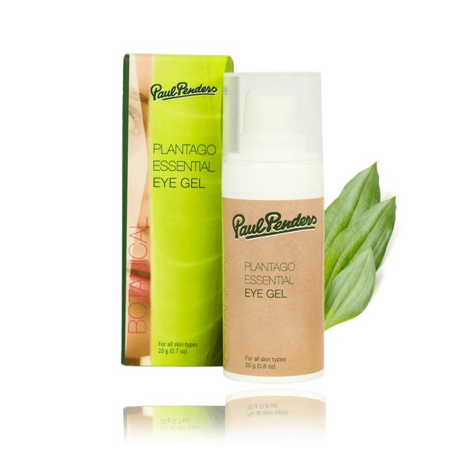 Paul Penders Plantago Essential Eye Gel