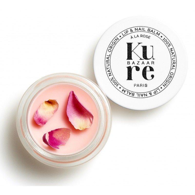 Kure Bazaar Lip- en Nagelbalsem Rose