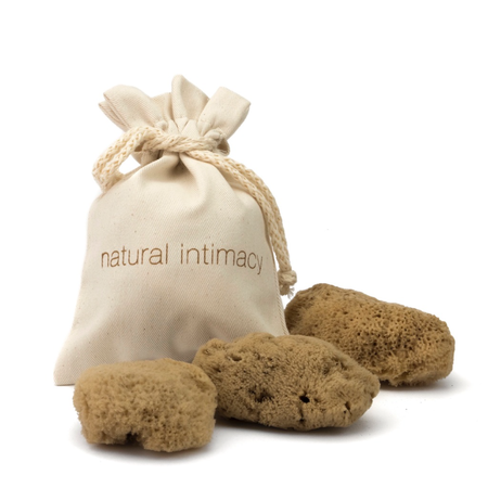 Natural Intimacy Intiem Zee Sponsjes Medium