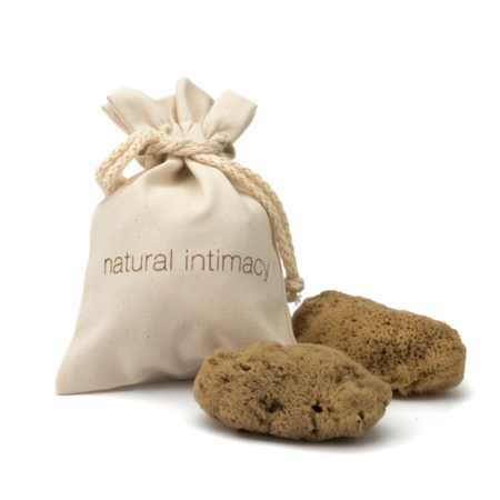 Natural Intimacy Intiem Sponsjes Ongebleekt - Large