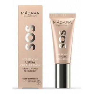 Mádara SOS Eye Revive Hydra Cream & Mask