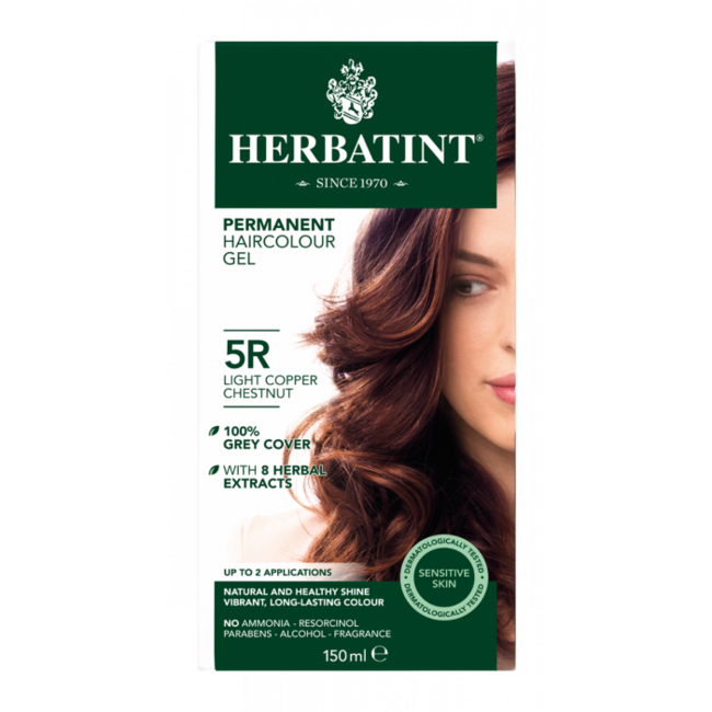 Herbatint 5R Haarverf Light Copper Chestnut