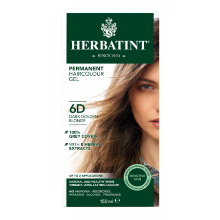 Herbatint 6D Haarverf Dark Golden Blonde