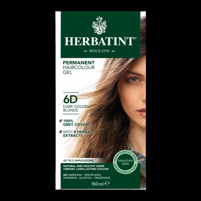 Herbatint 6D Haarverf Dark Golden Blonde
