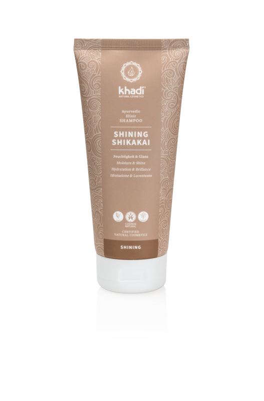 Khadi Natuurlijke Skikakai Glans Shampoo