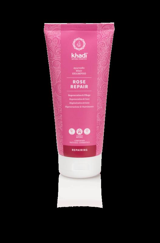 Khadi Natuurlijke Shampoo Voor Beschadigd Haar