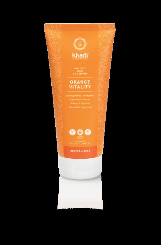 Khadi Natuurlijke Shampoo Vet Haar