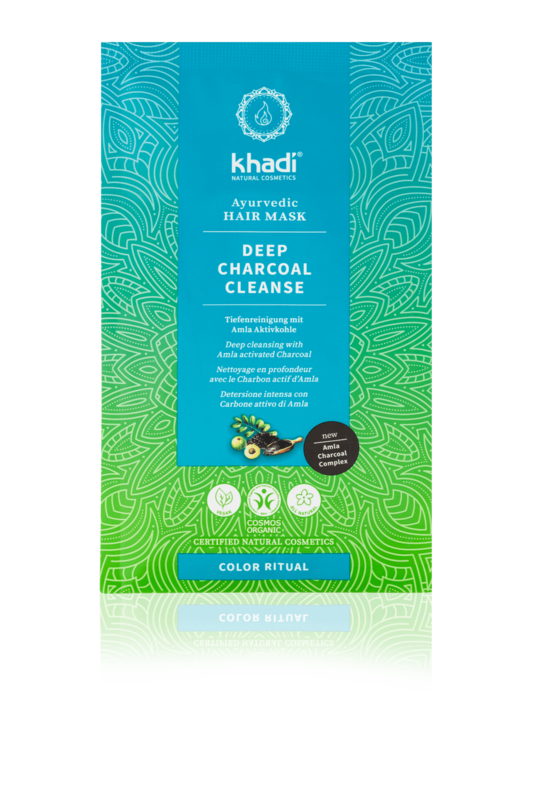 Khadi Amla Actieve Kool Haarmasker