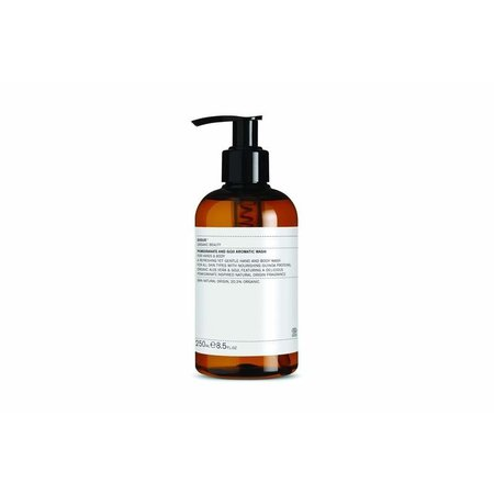 Evolve Beauty Aromatic Wash Pomegranate and Goji