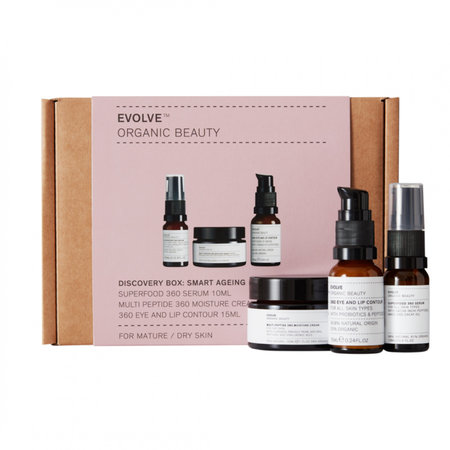 Evolve Beauty Discovery Box Smart Ageing