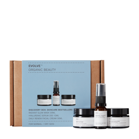 Evolve Beauty Discovery Box Skincare Bestsellers