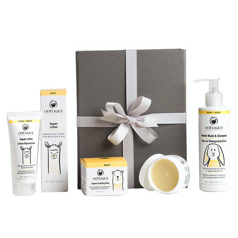 Odylique Biologische Baby Cadeau Set