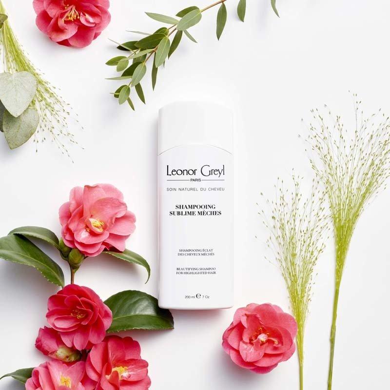 Leonor Greyl Natuurlijke Shampoo Voor Haar Met Highlights