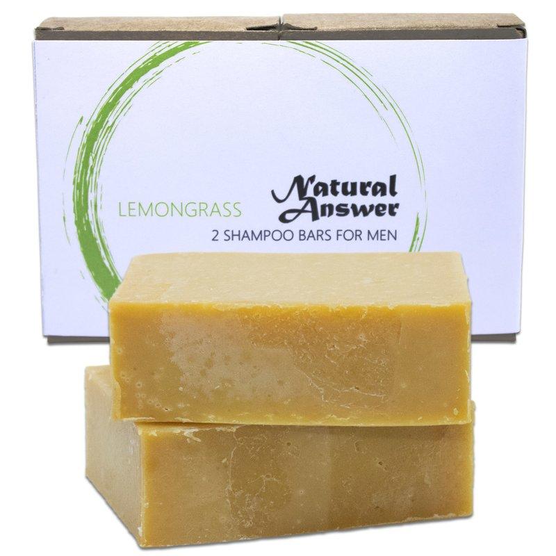 Natural Answer Natuurlijke Shampoobar Citroengras