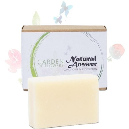 Natural Answer Conditioner Bar Garden of Flowers