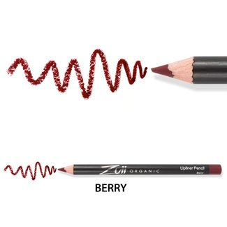 Zuii Organic Lipliner Pencil Berry