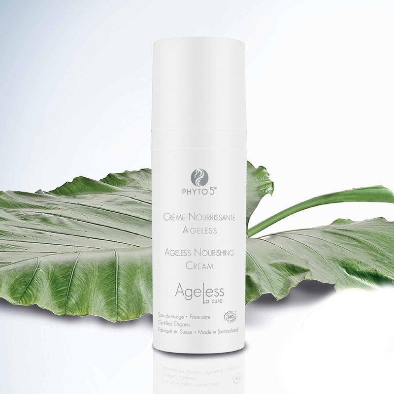 Phyto 5 Natuurlijke voedende gezichtscreme