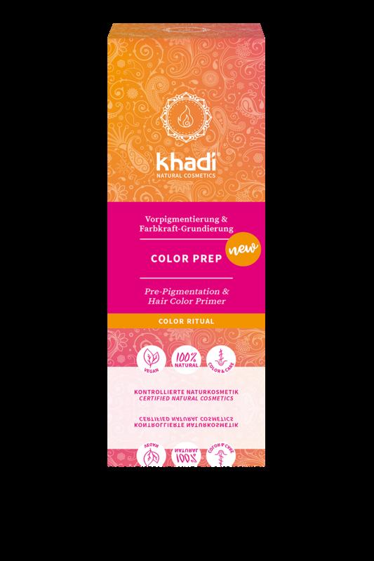 Khadi Natuurlijke  Pre- Pigmentatie & Kleur Primer