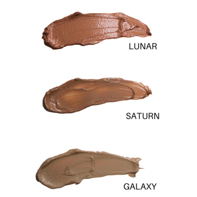 Zuii Organic Natuurlijk Luminiserende Crème Galaxy