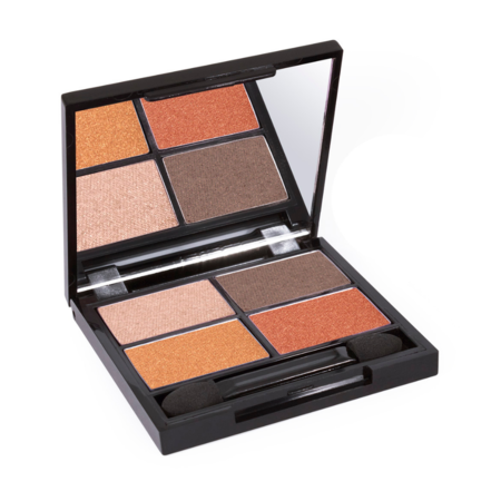 Zuii Organic Quad Eyeshadow Palette Fresh