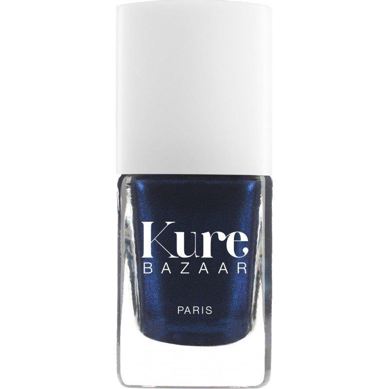 Kure Bazaar natuurlijke blauwe nagellak Rockstar