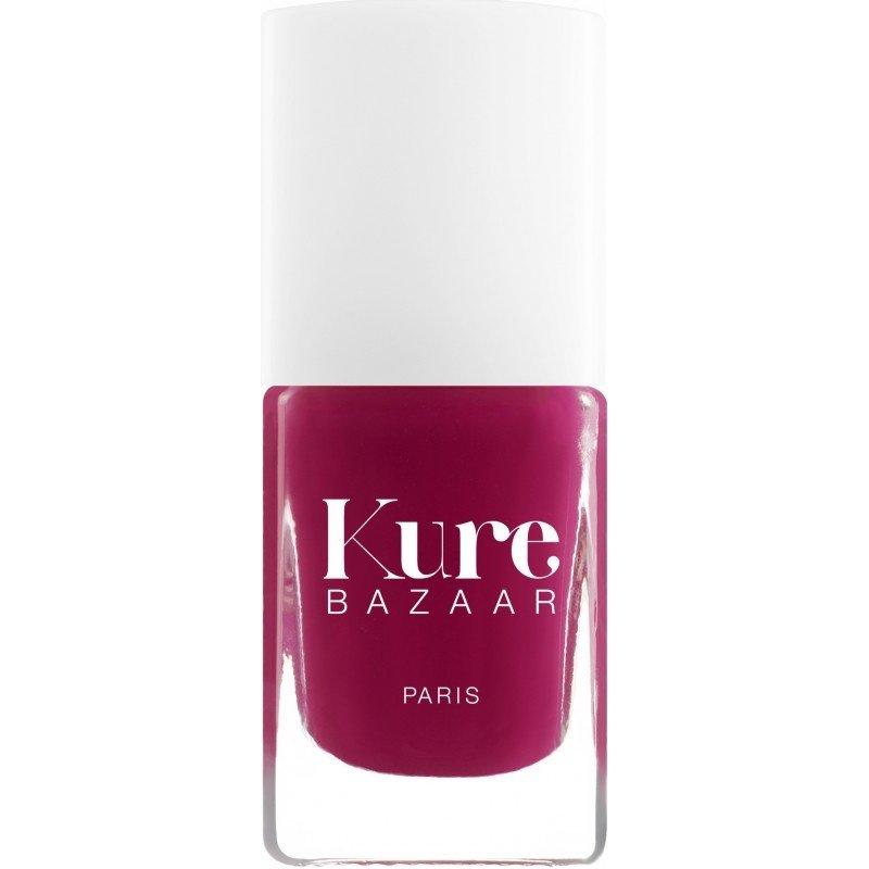 Kure Bazaar natuurlijke nagellak donkerrose