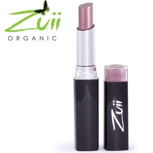 Zuii Organic Sheerlips Lipstick Fig