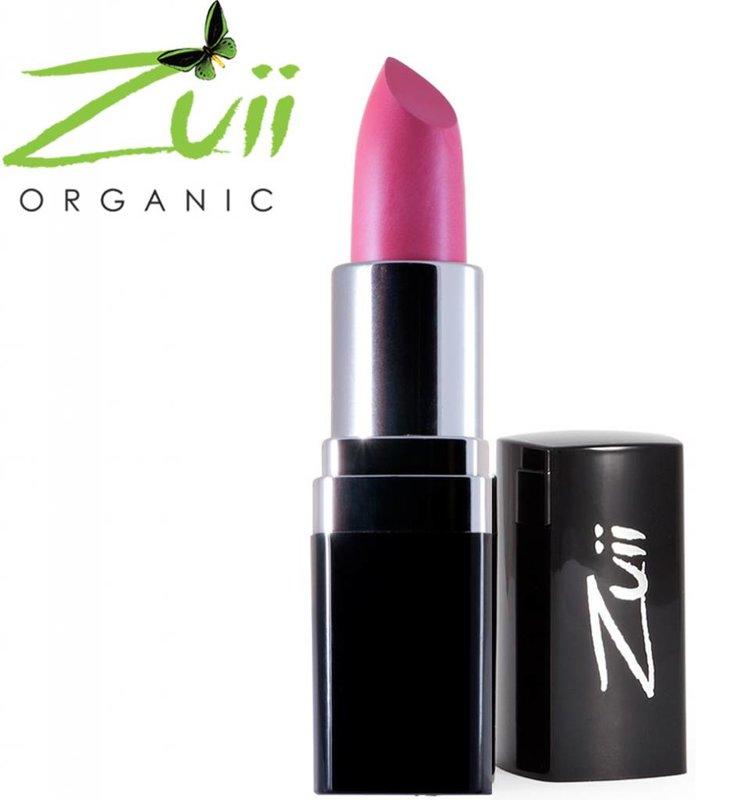 Zuii Organic Natuurlijke rose lippenstift Sheer Rose