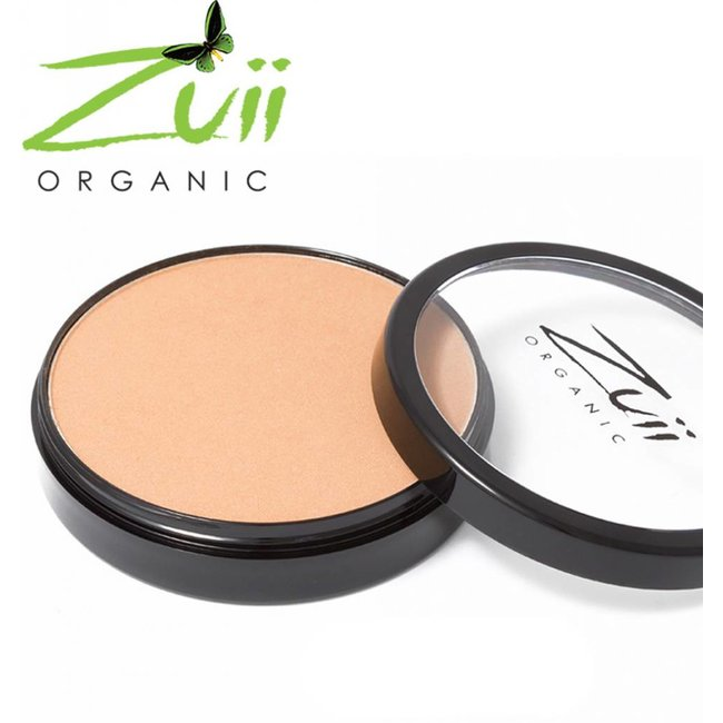Zuii Organic Compact Foundation Almond