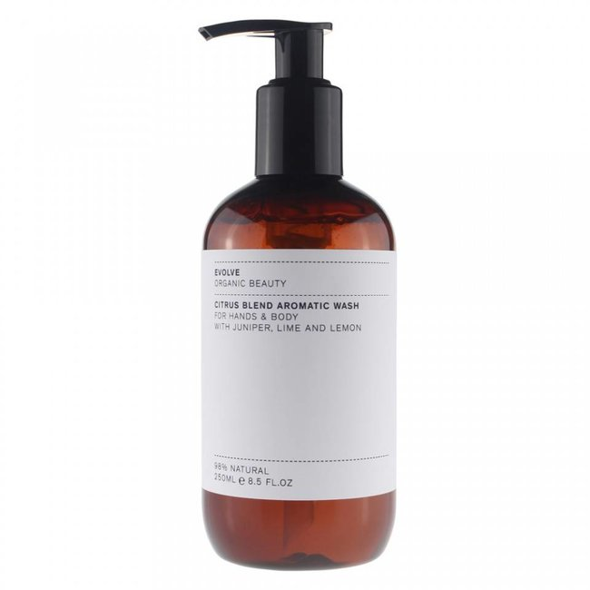 Evolve Beauty Citrus Blend Aromatic Wash