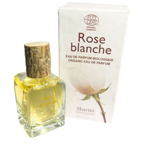 Sharini Rose Blanche